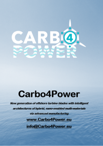 Cover Carbo4Power leaflet